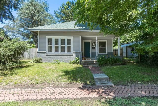 931 W Monroe Terrace, Springfield, MO 65806 (MLS #60195361) :: Team Real Estate - Springfield