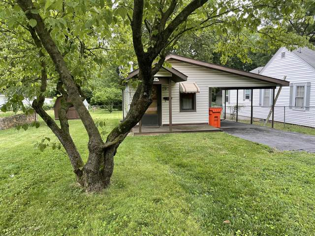 1624 N Rogers Avenue, Springfield, MO 65803 (MLS #60195380) :: The Real Estate Riders
