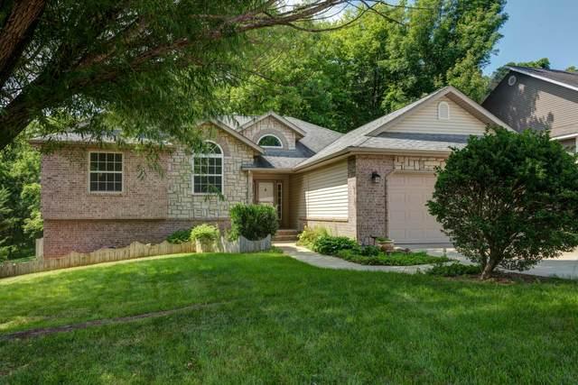 1108 W Poplar Street, Ozark, MO 65721 (MLS #60195421) :: The Real Estate Riders