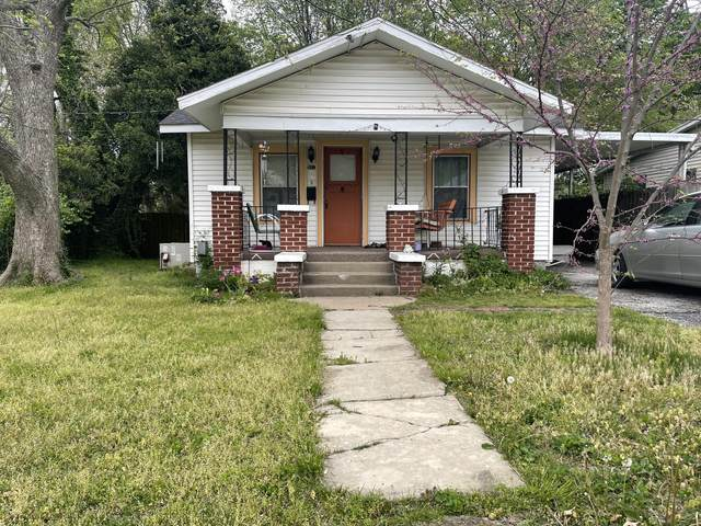 921 W Woodlawn Street, Springfield, MO 65803 (MLS #60195652) :: The Real Estate Riders