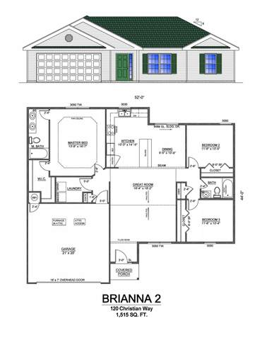120 Christian Way Lot 32A, Branson, MO 65616 (MLS #60195661) :: Lakeland Realty, Inc.