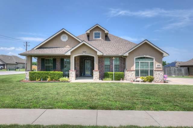 1620 Anderson Drive, Webb City, MO 64870 (MLS #60195674) :: Clay & Clay Real Estate Team