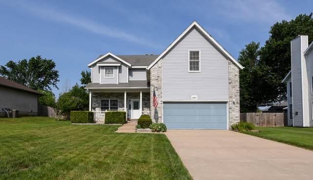 207 N Meadow Street, Nixa, MO 65714 (MLS #60195773) :: The Real Estate Riders