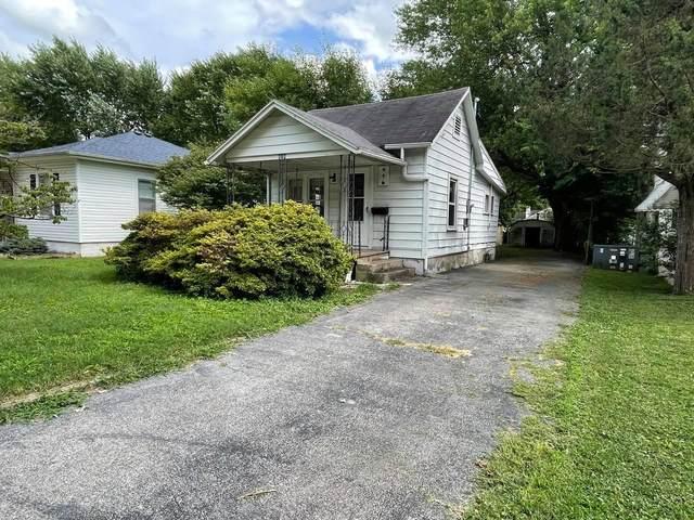 416 E Cozy Street, Springfield, MO 65807 (MLS #60195800) :: Team Real Estate - Springfield