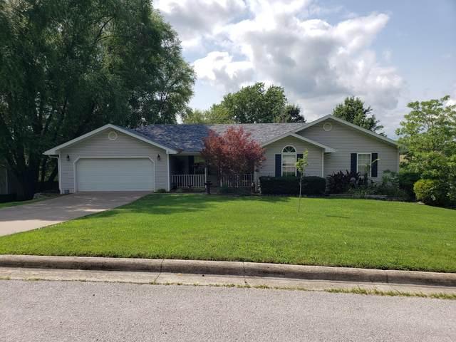541 N Dill Street, Marshfield, MO 65706 (MLS #60196032) :: Team Real Estate - Springfield