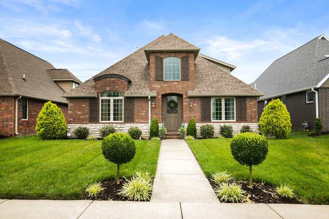 3839 E Brookdale Terrace, Springfield, MO 65802 (MLS #60196099) :: United Country Real Estate