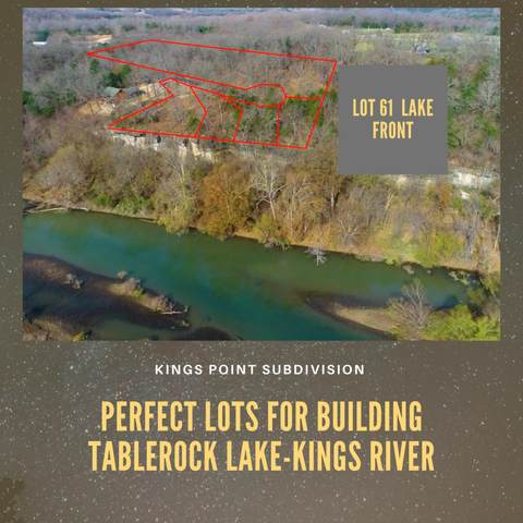 Lot 61 Cumberland, Shell Knob, MO 65747 (MLS #60196101) :: Team Real Estate - Springfield