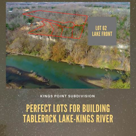 Lot 62 Cumberland, Shell Knob, MO 65747 (MLS #60196102) :: Team Real Estate - Springfield