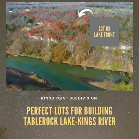 Lot 63 Cumberland, Shell Knob, MO 65747 (MLS #60196103) :: Team Real Estate - Springfield