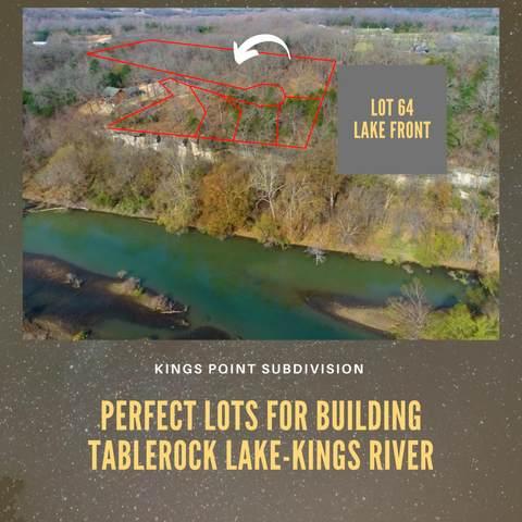 Lot 64 Cumberland, Shell Knob, MO 65747 (MLS #60196104) :: Team Real Estate - Springfield