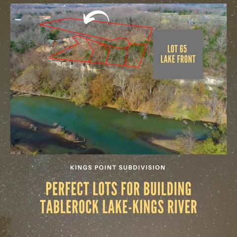 Lot 65 Cumberland, Shell Knob, MO 65747 (MLS #60196110) :: Team Real Estate - Springfield