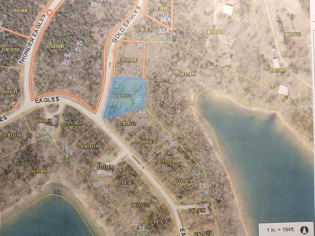 000 Lot 33 Gold Eagles Pt+Boatslip, Shell Knob, MO 65747 (MLS #60196136) :: The Real Estate Riders