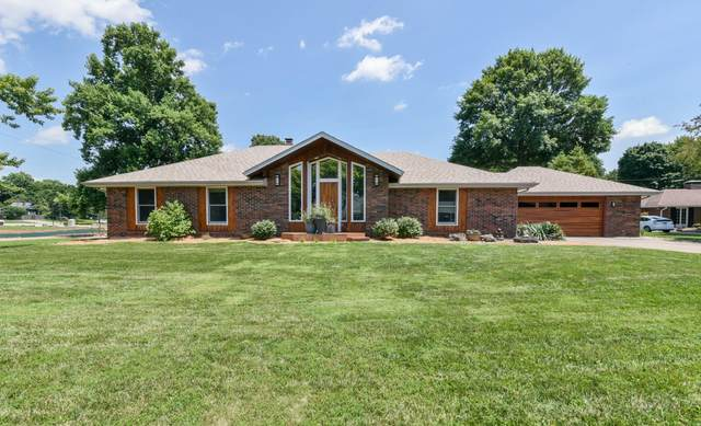 1420 S Kings Avenue, Springfield, MO 65807 (MLS #60196161) :: The Real Estate Riders