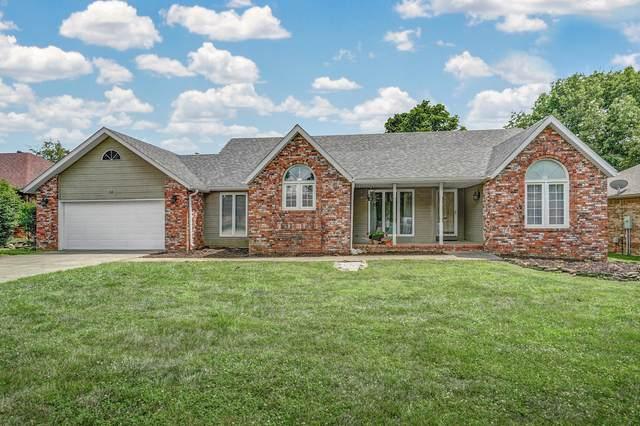 712 W Wasson Street, Nixa, MO 65714 (MLS #60196230) :: The Real Estate Riders