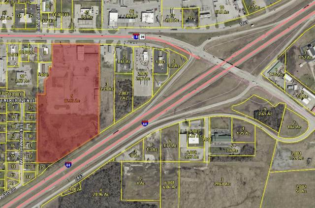 901 E Mount Vernon Boulevard, Mt Vernon, MO 65712 (MLS #60196231) :: The Real Estate Riders