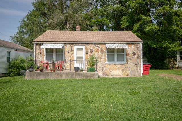 303 N West Avenue, Springfield, MO 65802 (MLS #60196308) :: Sue Carter Real Estate Group