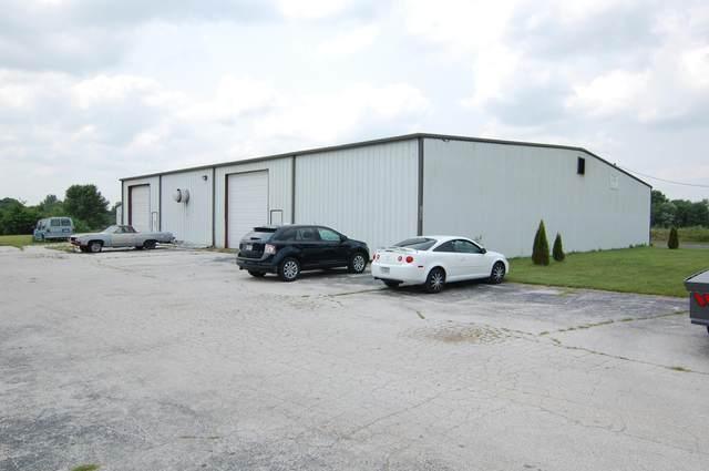 1586 E Bain Street, Ozark, MO 65721 (MLS #60196322) :: Sue Carter Real Estate Group
