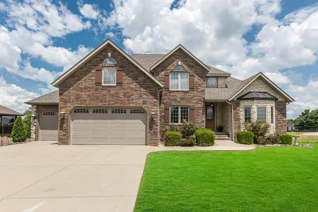 805 W Georgia Street, Nixa, MO 65714 (MLS #60196327) :: United Country Real Estate