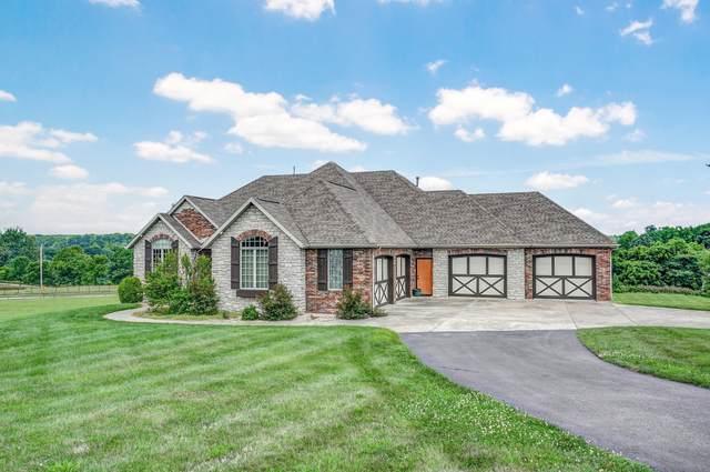 1713 Regency Lane, Nixa, MO 65714 (MLS #60196339) :: United Country Real Estate