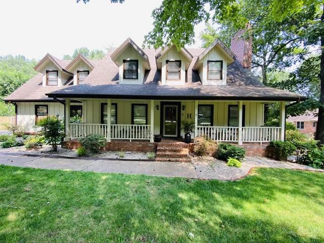 1502 S Cedar Ridge Street, Springfield, MO 65809 (MLS #60196349) :: The Real Estate Riders