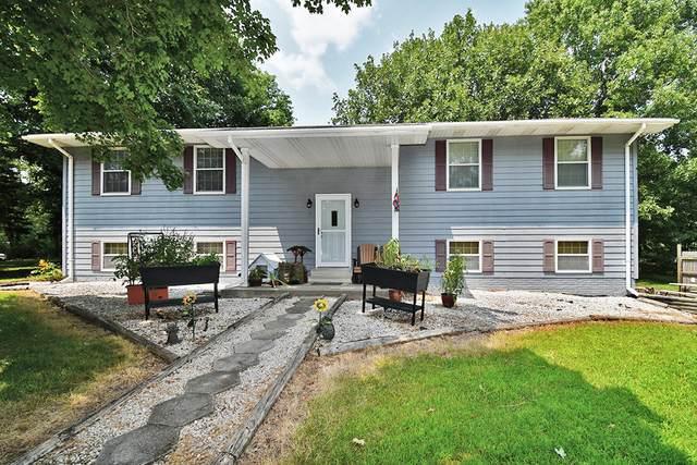 261 Cedar Hills Road, Ozark, MO 65721 (MLS #60196354) :: The Real Estate Riders