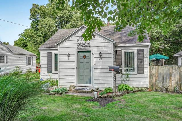 1616 N Rogers Avenue, Springfield, MO 65803 (MLS #60196383) :: The Real Estate Riders