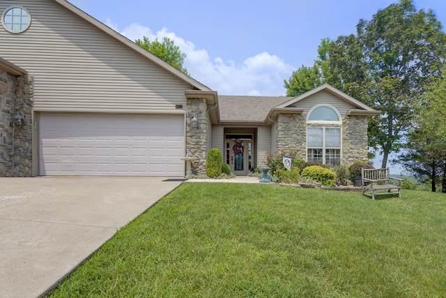1721 Cedar Ridge Way, Branson West, MO 65737 (MLS #60196406) :: Lakeland Realty, Inc.