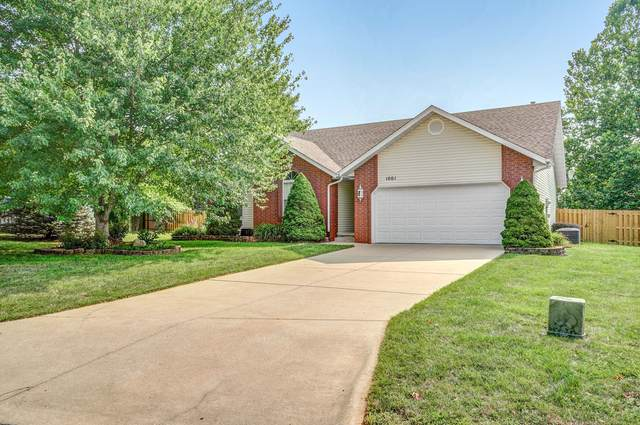 1001 W Thorngate Drive, Ozark, MO 65721 (MLS #60196509) :: The Real Estate Riders