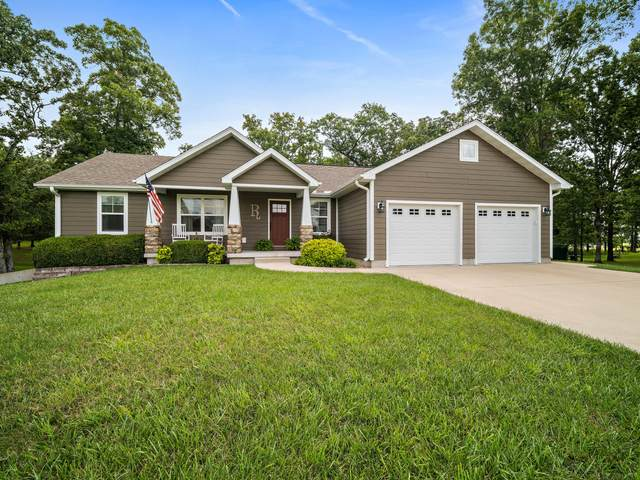 4628 Doe Run, West Plains, MO 65775 (MLS #60196535) :: United Country Real Estate