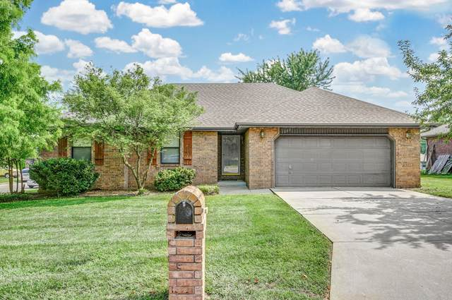 1202 Butterfield Drive, Nixa, MO 65714 (MLS #60196542) :: United Country Real Estate