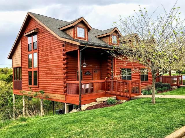 112 Oak Ridge Road, Branson, MO 65616 (MLS #60196546) :: Winans - Lee Team | Keller Williams Tri-Lakes