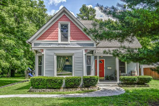 2434 N Campbell Avenue, Springfield, MO 65803 (MLS #60196597) :: The Real Estate Riders