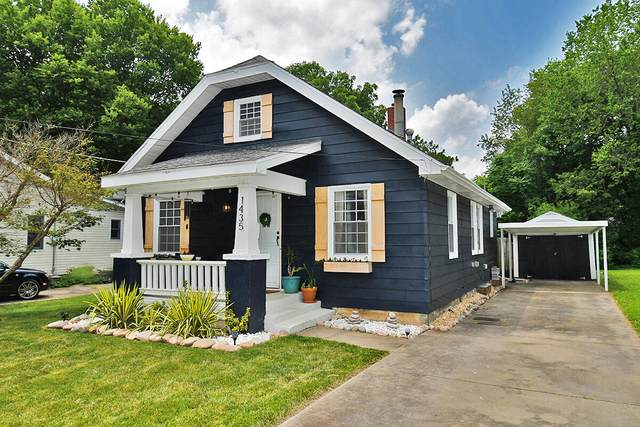 1435 S Rogers Avenue, Springfield, MO 65804 (MLS #60196605) :: Lakeland Realty, Inc.