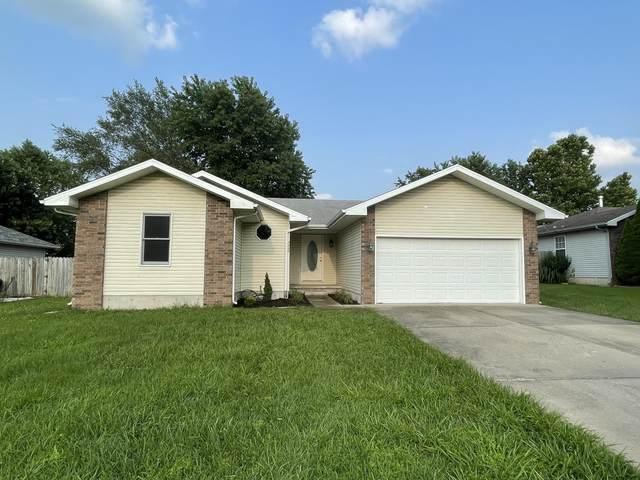 5458 Bradley Avenue, Pleasant Hope, MO 65725 (MLS #60196612) :: Lakeland Realty, Inc.
