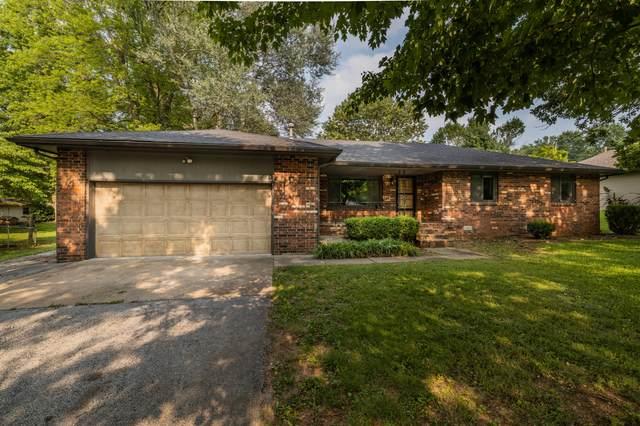 706 Watson Avenue, Willard, MO 65781 (MLS #60196619) :: The Real Estate Riders