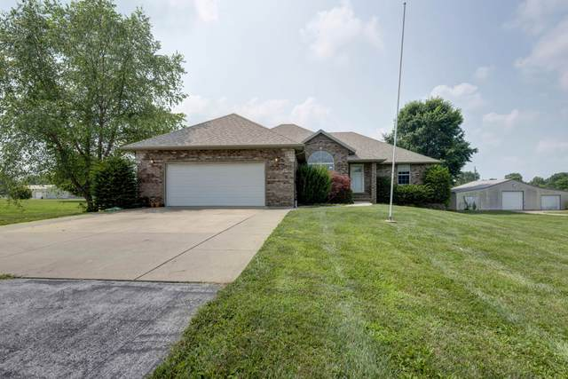 172 Trout Road, Ozark, MO 65721 (MLS #60196625) :: United Country Real Estate