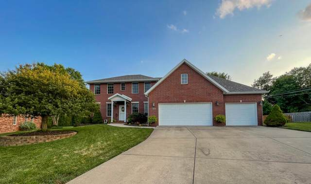 1874 N Alders Court, Springfield, MO 65802 (MLS #60196626) :: The Real Estate Riders