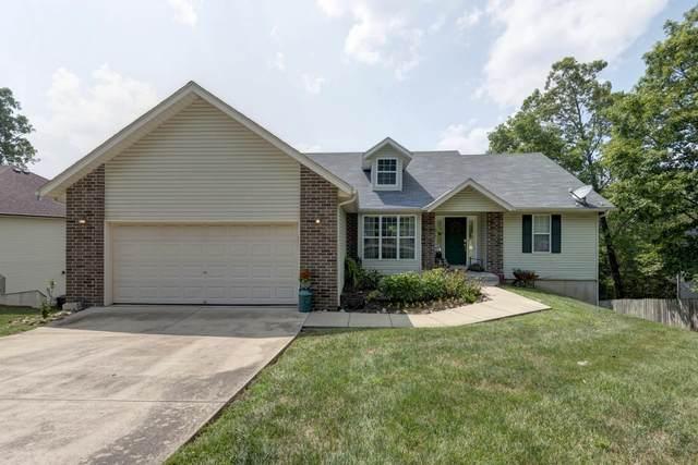 200 Tall Oaks Drive, Branson, MO 65616 (MLS #60196647) :: The Real Estate Riders