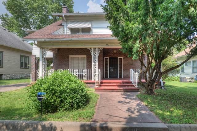 220 N Moffet Avenue, Joplin, MO 64801 (MLS #60196654) :: The Real Estate Riders