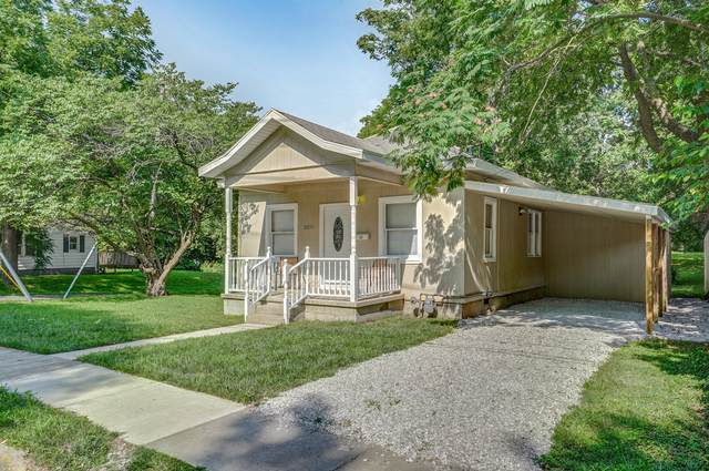 2054 N Nettleton Avenue, Springfield, MO 65803 (MLS #60196655) :: The Real Estate Riders