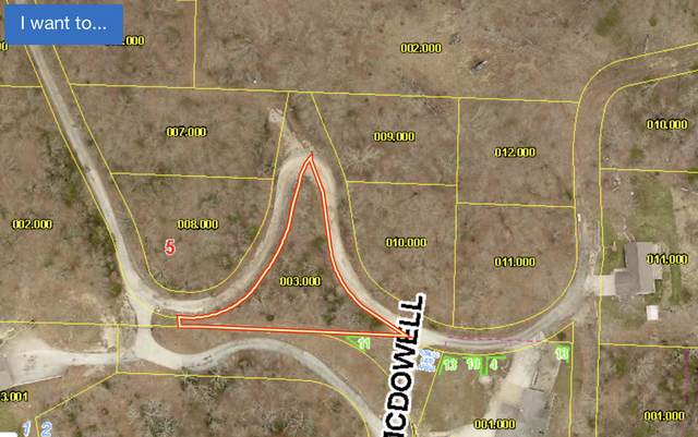 000 Mcdowell Road, Kimberling City, MO 65686 (MLS #60196756) :: United Country Real Estate