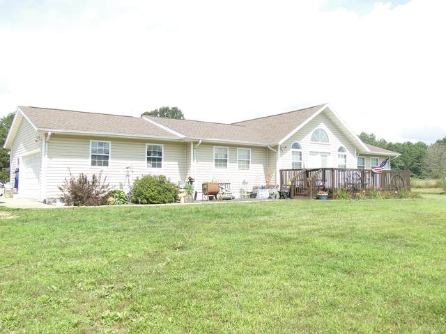 3730 County Road 5500, Willow Springs, MO 65793 (MLS #60196789) :: Team Real Estate - Springfield