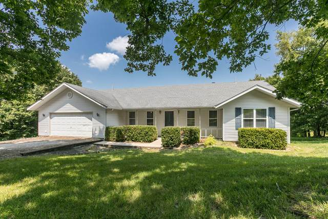 187 Zinnia Lane, Kirbyville, MO 65679 (MLS #60196810) :: United Country Real Estate