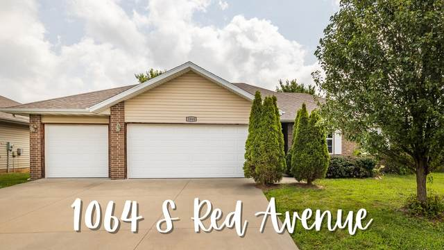 1064 S Red Avenue, Springfield, MO 65802 (MLS #60196827) :: United Country Real Estate