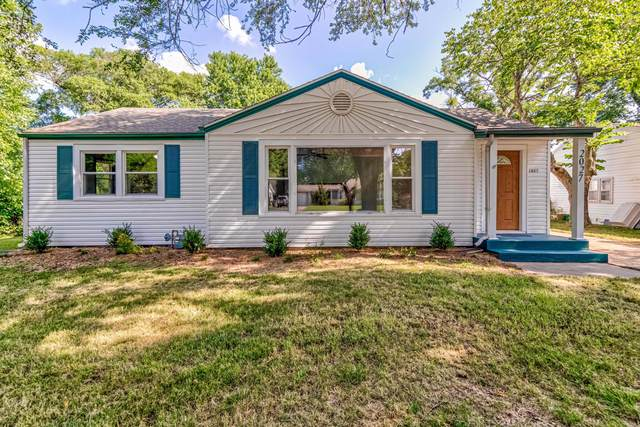 2027 E Cinderella Road, Springfield, MO 65804 (MLS #60196834) :: United Country Real Estate