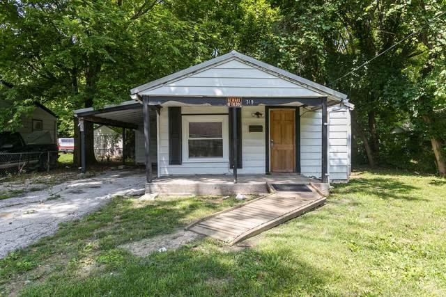 319 N Golden Avenue, Springfield, MO 65802 (MLS #60196876) :: Team Real Estate - Springfield