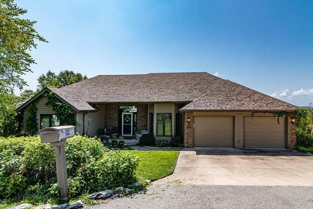 186 Pottsville Loop, Branson West, MO 65737 (MLS #60196895) :: Team Real Estate - Springfield