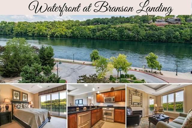 9303 Branson Landing Boulevard #303, Branson, MO 65616 (MLS #60196976) :: Sue Carter Real Estate Group