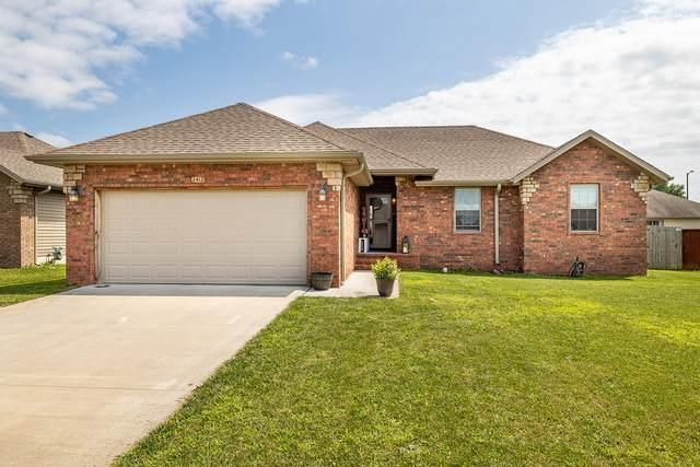 2412 E Prairie Ridge Street, Republic, MO 65738 (MLS #60196991) :: Tucker Real Estate Group   EXP Realty