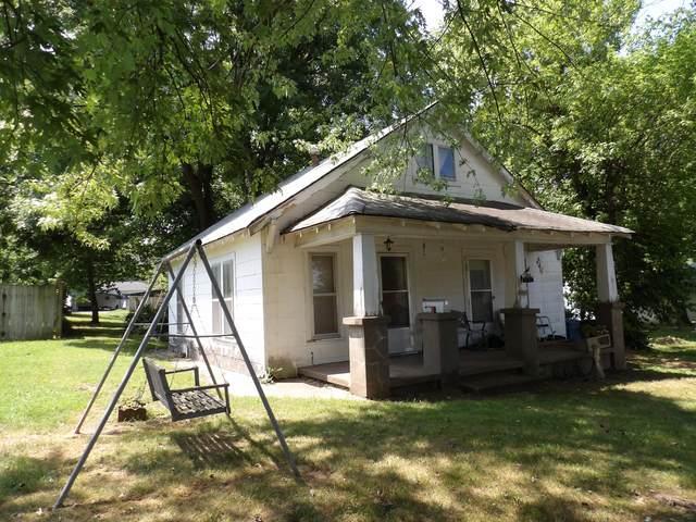 1210 3rd Street, Monett, MO 65708 (MLS #60197082) :: Team Real Estate - Springfield